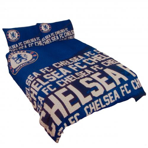 Chelsea F.C. Double Duvet Set IP