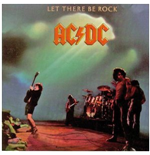 Vynil Ac/Dc - Let There Be Rock