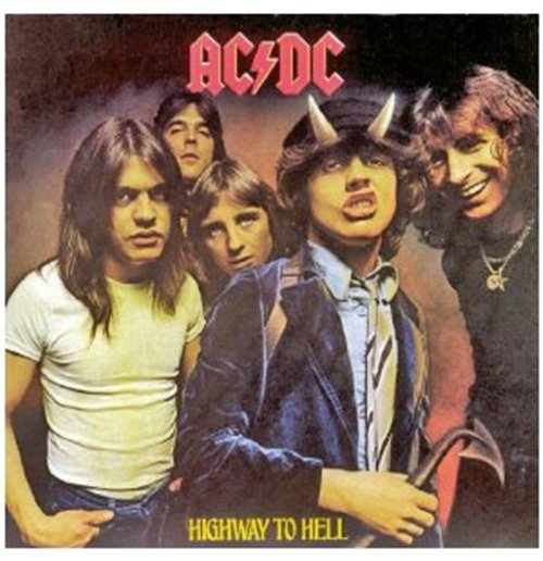 Vynil Ac/Dc - Highway To Hell