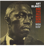 Vynil Art Blakey & The Jazz Messengers - Moanin'