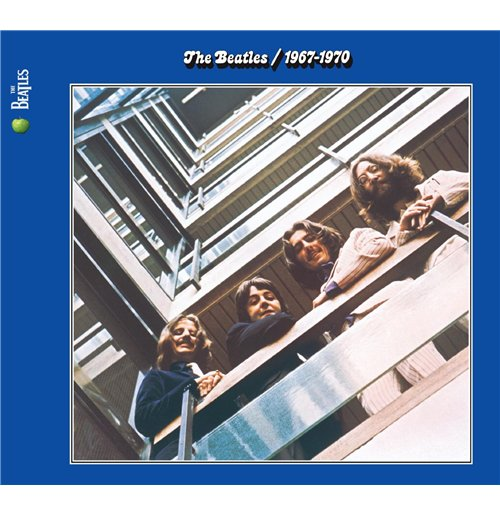 Vynil Beatles (The) - 1967-1970 (2 Lp)
