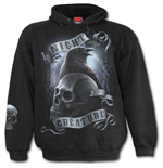 Night Creature - Hoody Black