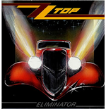 Vynil Zz Top - Eliminator