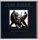 Vynil Van Halen - Women And Children First