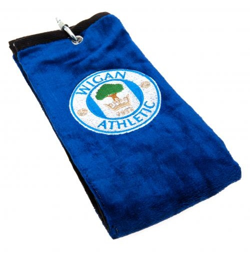 Wigan Athletic F.C. Tri-Fold Towel