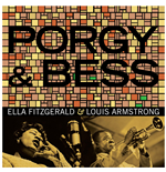 Vynil Ella Fitzgerald / Louis Armstrong - Porgy & Bess (2 Lp)