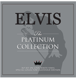 Vynil Elvis Presley - Platinum Collection (White) (3 Lp)