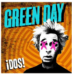 Vynil Green Day - Dos!