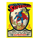 Superman Magnet 146489