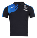 2015-2016 Rangers Puma Leisure Polo Shirt (Navy)