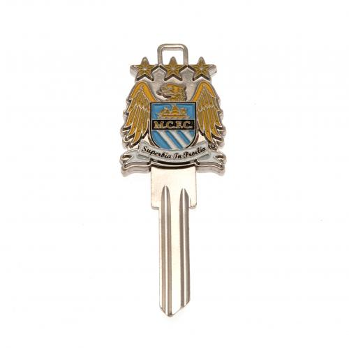 Manchester City F.C. Door Key 3D