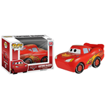 Cars POP! Disney Vinyl Figure Lightning McQueen 9 cm