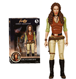 Firefly Legacy Collection Action Figure Zoe Washburne 15 cm