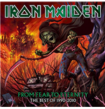 Vynil Iron Maiden - From Fear To Eternity: The Best Of 1990-2010 (3 Lp)