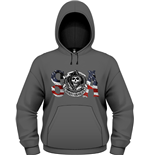 Sons of Anarchy Sweatshirt - Flag