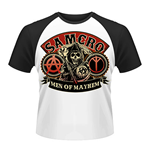 Sons of Anarchy T-shirt - Samcro Reaper