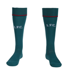 2015-2016 Liverpool Away Goalkeeper Socks (Green)