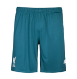2015-2016 Liverpool Away Goalkeeper Shorts (Green)