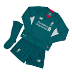 2015-2016 Liverpool Away Goalkeeper Mini Kit