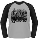 The Avengers Long sleeves T-shirt 147703