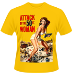 Attack Of The 50FT Woman T-shirt 148024
