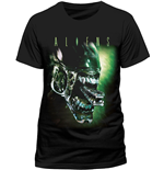 Alien T-shirt - Alien Head