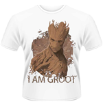Guardians of the Galaxy T-shirt - I Am Groot