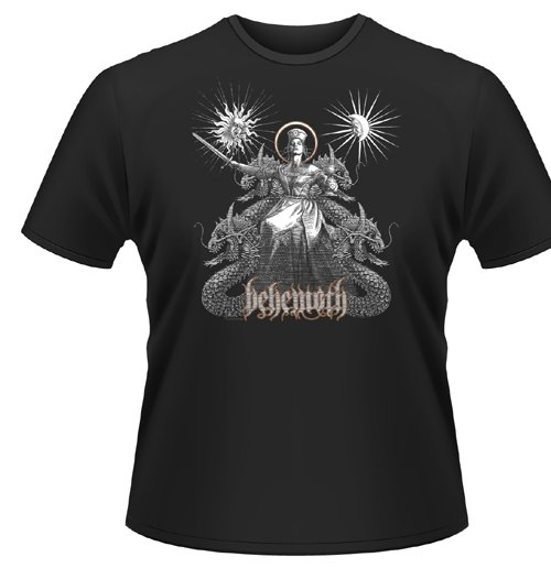 Behemoth T-shirt 148617