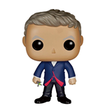 Doctor Who POP! Television Vinyl Figure 12th Doctor 9 cm