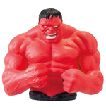 Marvel Comics Coin Bank Red Hulk 20 cm