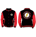 The Flash Baseball Varsity Jacket Central City