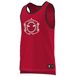 2015 Chicago Bulls Adidas Basketball Tank Top (Red)