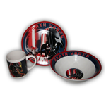 Star Wars Breakfast Set Darth Vader