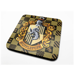 Harry Potter Coaster Hufflepuff Crest 6-Pack