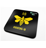 Breaking Bad Coaster Golden Moth 6-Pack