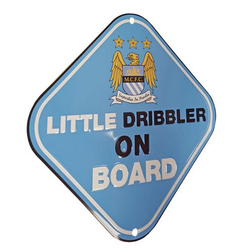 Manchester City F.C. Little Dribbler