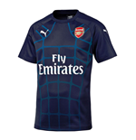 2015-2016 Arsenal Puma Stadium Jersey (Navy)