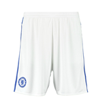 2015-2016 Chelsea Adidas Away Shorts (White)