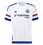2015-2016 Chelsea Adidas Away Football Shirt (Kids)