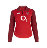 2015-2016 England Alternate Classic Rugby Shirt (Womens)