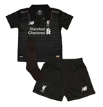 2015-2016 Liverpool Third Little Boys Mini Kit