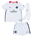 2015-2016 PSG Away Nike Little Boys Mini Kit