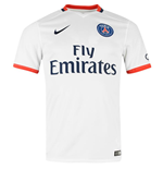 2015-2016 PSG Away Nike Football Shirt