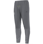 2015-2016 Real Madrid Adidas SF Sweat Pants (Grey)