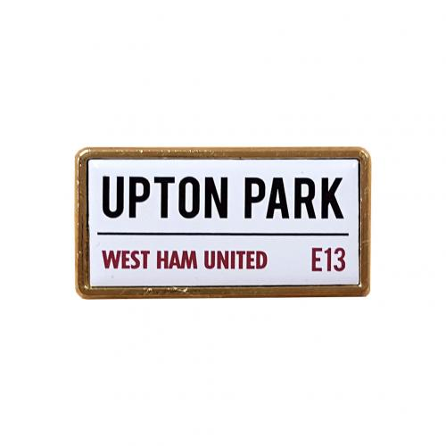 West Ham United F.C. Badge SS