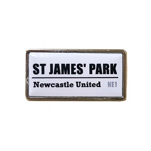 Newcastle United F.C. Badge SS