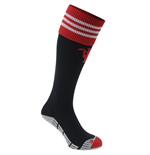 2015-2016 Man Utd Adidas Home Socks (Black)