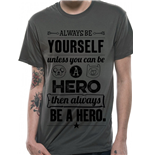 Adventure Time T-Shirt Always Be Yourself