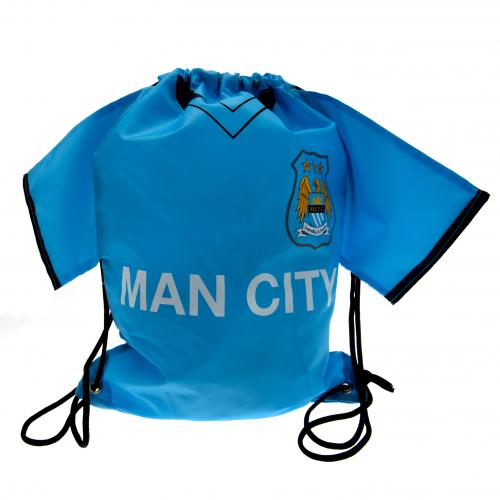 Manchester City F.C. Shirt Gym Bag
