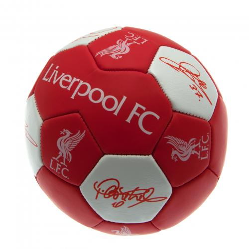 Liverpool F.C. Nuskin Football Size 3
